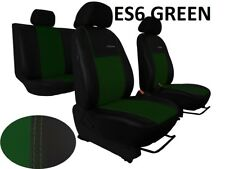 PEUGEOT PARTNER 2008 PRESENT ECO LEATHER SEAT COVERS MADE TO MEASURE FOR CAR