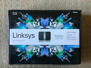 Linksys EA4500 Dual-Band Wireless N900 Router
