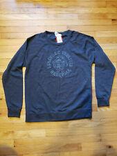 NWT North Carolina Asheville Tourists Charcoal Gray Sweatshirt XL MiLB Shirt