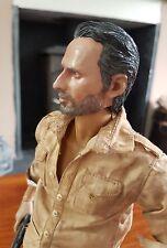 Personalizado 1/6 Scale the Walking Dead Rick Grimes figura
