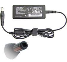 Genuine Toshiba Netbook AC Adaptor PA3743U-1ACA Mini NB200 NB205 NB250
