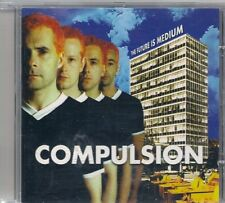 CD ALBUM 16 TITRES-COMPULSION-THE FUTURE IS MEDIUM-1996