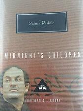 MIDNIGHT'S CHILDREN BY SALMAN RISHDIE  *SIGNED*FIRST ED*