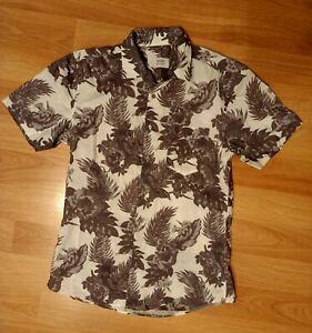 SABA Resort Men's Shirt SZ M