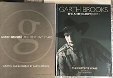 Garth Brooks Signed Autographed The Anthology Part 1 Cd Box Set Limited Edition