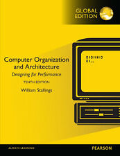 Computer Organization and Architecture 10e by William Stallings (Global Edition)