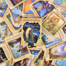 44pc Tarot Cards Deck Game English Version Angel Oracle Tarot Table Games H2