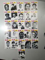1988 USC TROJANS FOOTBALL ALL AMERICA WINNERS Lot of  26
