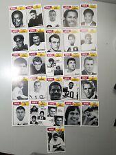 1988 USC TROJANS FOOTBALL ALL AMERICA WINNERS Lot of  26,