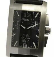Dunhill Danhirion 8033 Chronograph black Dial Quartz Men's Watch_532913