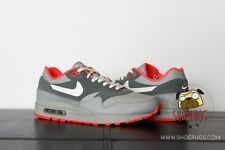 Nike iD Air Max 1 size 9.5 pigeon grey white atmos parra | TRUSTED SELLER!