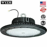 200W 100W 150 Watt LED UFO High Low Bay Light Fixture Factory Warehouse Lighting