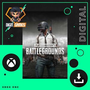 Playerunknown's Battlegrounds [PUBG] - Xbox One Game / Digital Download