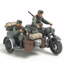 TAMIYA GERMAN BIKE & side-car 32578 1, 48 kit de modèle militaire