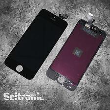 Display für iPhone 5 mit RETINA LCD Glas -SCHWARZ- BLACK - PREMIUM QUALITÄT -