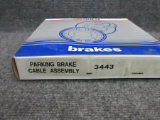 1983 Chrysler LeBaron Dodge Aries Plymouth Reliant Brake Cable Assembly (REAR)