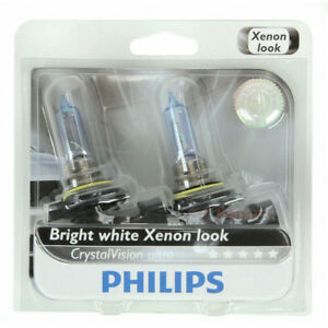 Philips 9012CVB2 CrystalVision Headlight Bulb for Electrical Lighting Body vk