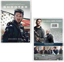 SHOOTER 1 (2016-2017): Action, thriller, Drama - TV Season Series -  NEW DVD R1