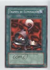 2002 Yu-Gi-Oh! Legend of Blue Eyes White Dragon #LOB-S060 Remove Trap Card 0e1