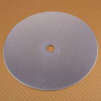 "6"" Inch Grit 600 Diamond Coated Flat Lap Wheel Lapidary Grinding Polishing Disc"