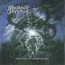 "Organic Infest ""The Way To Temptation"" CD [DEATH DOOM METAL FROM PUERTO RICO]"