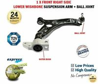 Front Axle RIGHT WISHBONE TRACK CONTROL ARM for SEAT TOLEDO 2.0TDi 2005-2009