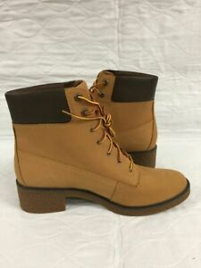Timberland Brinda Lace Up Boots Women's Size 9.5 A1KLL