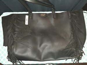 New With Tags Victoria's secret  Large Black Purse