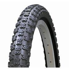 "KENDA Tyre 16"" 16x1.75"" 40cm Kids BMX Pram 65psi Max K50 KNOBBY BLACK"