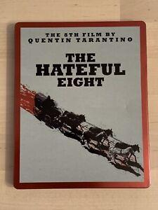 The Hateful Eight Blu-ray/DVD 2016 SteelBook Best Buy Exclusive