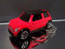 Red 2003 Mini Cooper S Key Chain Ring