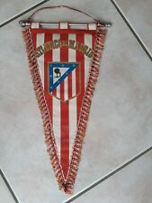 Alter Wimpel Atletico De Madrid  top Zustand