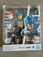 S.H.Figuarts Vegeta Blue / God Dragon Ball Z SH Figuarts DBZ NEUF