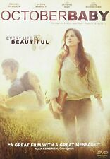 October Baby : Every Life is Beautiful Dvd