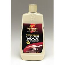 Meguiars Mirror Glaze Liquid Cleaner Wax #M0616