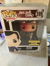 Bloody Ash #395 Vaulted Funko Pop Ash vs Evil Dead Entertainment Earth Exclusive
