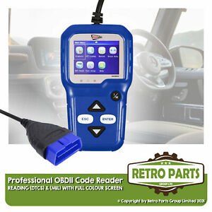 Professional OBD2 Colour Code Reader For Daewoo. Diagnostic Tool MIL DTCs