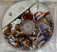 Marvel Ultimate Alliance (Microsoft Xbox 360, 2006) Disc Only