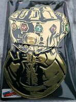 """Avengers Endgame Toynk 6"""" Infinity Gauntlet Magnet Limited Exclusive NYCC 2019"""