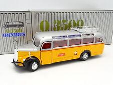 NZG 1/40 - Mercedes Omnibus O3500 Bus Car Autocar Poste Suisse