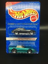 Hot Wheels Avon Father and Son Collection Pack Custom Corvette & Split Window