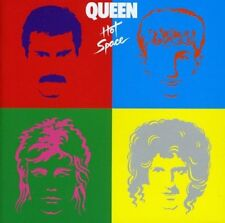 Queen - Hot Space 2011 Re-Mastered (NEW CD)