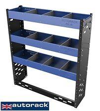 Van Racking System - van shelving unit - Galvanised  Steel Ideal for Transit Van