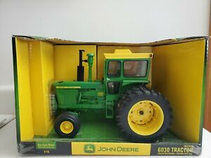 John Deere 6030 1/16 Collectors Edition Duals/Cab