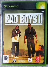 BAD BOYS 2 XBOX GAME brand new & MICROSOFT spine sealed RARE UK PAL ORIGINAL !