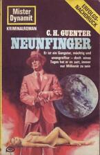 Mister Dynamit Nr. 027 Neunfinger