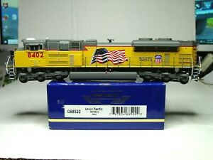 ATHEARN GENESIS HO SCALE SD70ACe LOCOMOTIVE UNION PACIFIC G68522