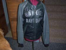 Harley Davidson Leather Jacket Large