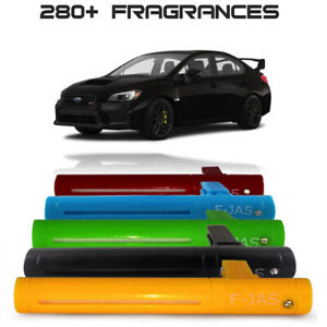 Car Freshener Vent Stick with 10ml Refill WRX STI Impreza Subaru Forester Scooby