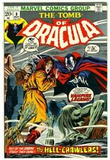 Tomb of Dracula #8 (1973) VF+ New Marvel Collection